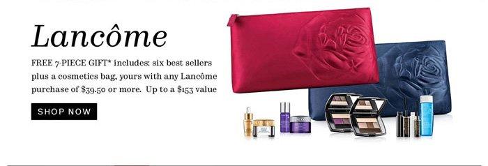 Lancome. Shop now.