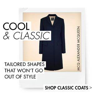 CLASSIC COATS SHOP NOW