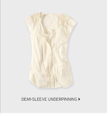 Demi-Sleeve Underpinning