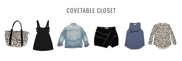 Covetable Closet
