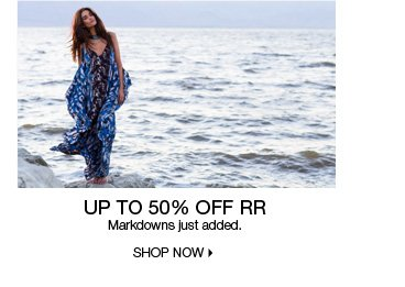 Up to 50% Off RR Markdowns