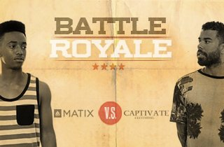 Matix VS. Captivate