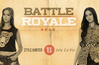 Style Hunter VS. Sole La Vie