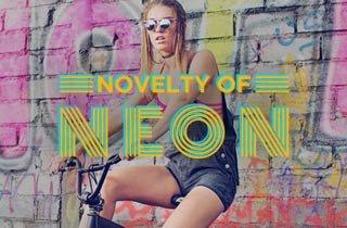 Novelty Of Neon