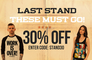 30% Off Select Items