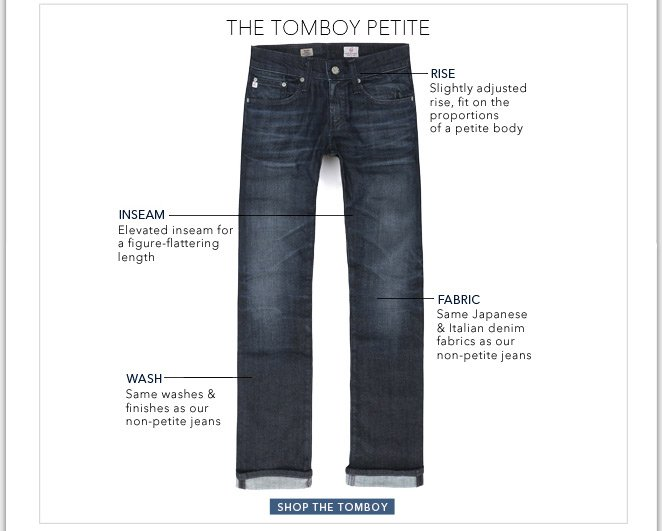 Shop the Tomboy