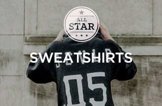All Star Sweatshirts