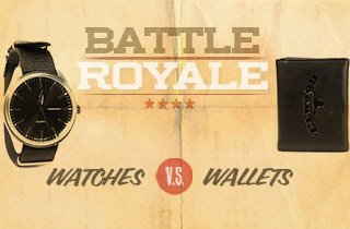 Watches VS. Wallets