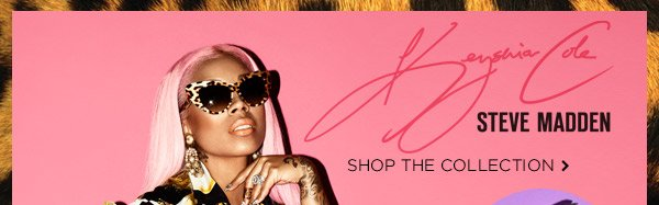 Keyshia Cole by Steve Madden. Shop the Collection