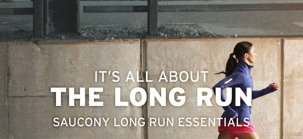 Saucony Long Run Essentials