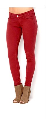 Koral Colored Skinny Jeans