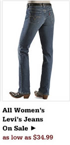 All Womens Levis Jeans on Sale