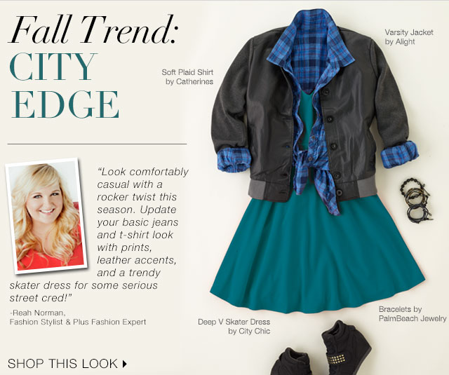 Shop Fall Trend: City Edge