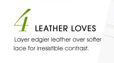 4. LEATHER LOVES