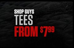 Shop Guys Tees From $7.99