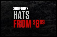 Shop Guys Hats From $7.99