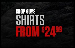 Shop Guys Shirts From $24.99