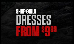 Shop Girls Dresses From $34.99