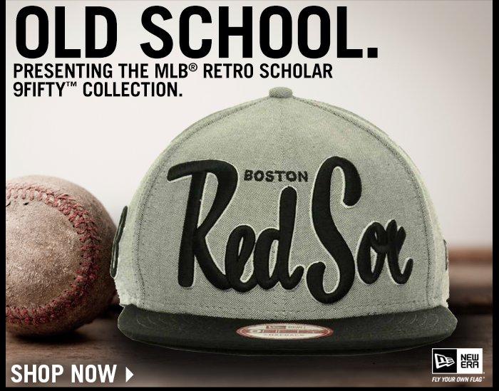 MLB Retro Scholar 9FIFTY Collection