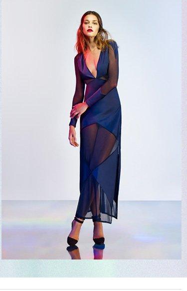 Nasty Gal Collection - Paragon Maxi Dress