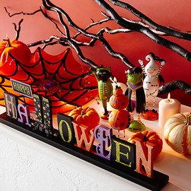 Whimsical Halloween: Décor Under $20