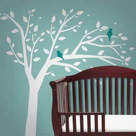 In the Woodlands: Nursery Décor