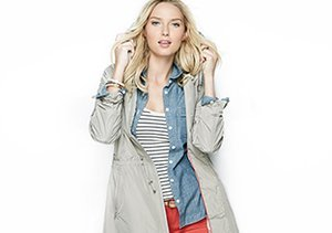 Autumn Outerwear: Trenches, Raincoats & More