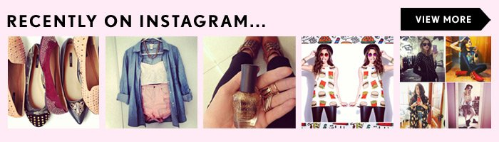 Recently on Instagram...