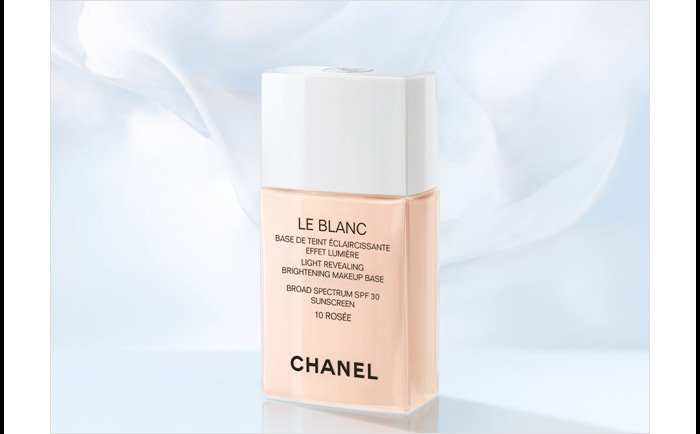 LE BLANC BRIGHTENING MAKEUP BASE 