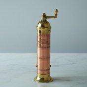 Copper & Brass Pepper Mill
