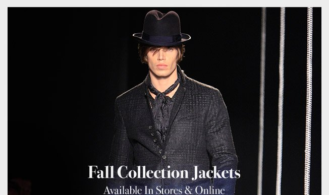 Jackets For Fall - Available In Stores & Online