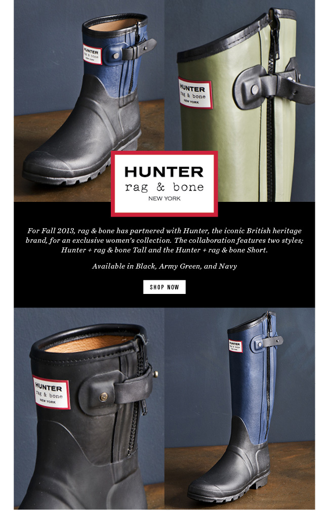 Hunter | Shop Now