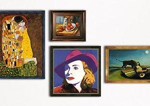 MyHabit Masters: Iconic Works of Art