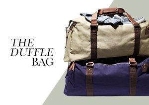 Fall 2013: The Duffle Bag