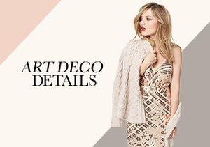 Fall 2013: Art Deco Details