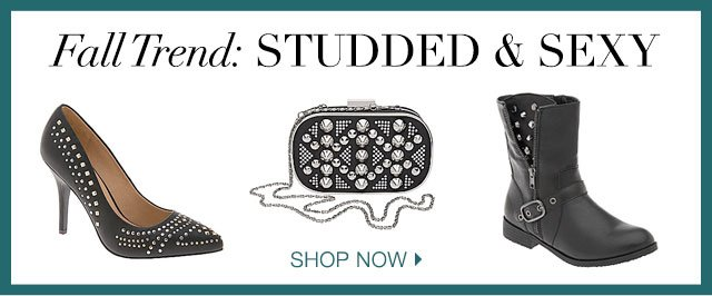 Shop Studded & Sexy Trends