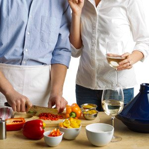 For Couples Who Love to Cook: Knives & More