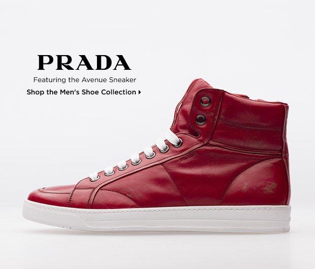 Shop the Men's Shoe Collection