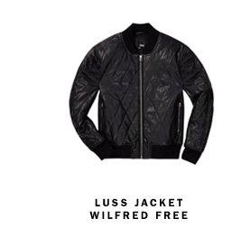 Luss Jacket Wilfred Free