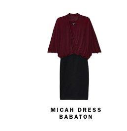 Micah Dress Babaton