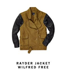 Rayder Jacket Wilfred Free