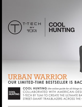 Urban Warrior - Cool Hunting Backpack - Shop Now
