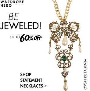 SHOP STATEMENT NECKLACES UP TO 60% OFF