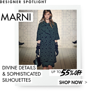 MARNI UP TO 55% OFF