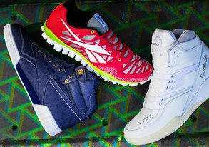Shop Reebok: Brand New Styles