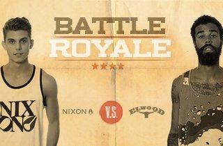 Nixon VS. Elwood