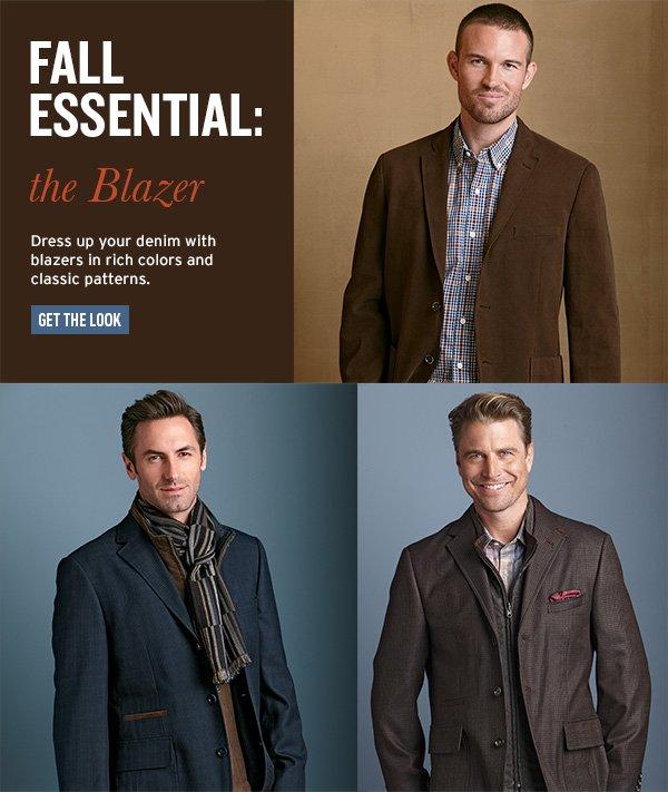 Fall Essential: The Blazer