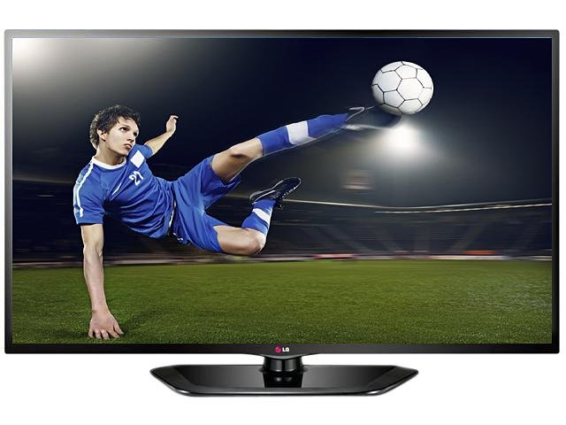 LG 47 Class (46.9 inch Actual size) 1080p 120Hz LED-LCD HDTV 47LN5400