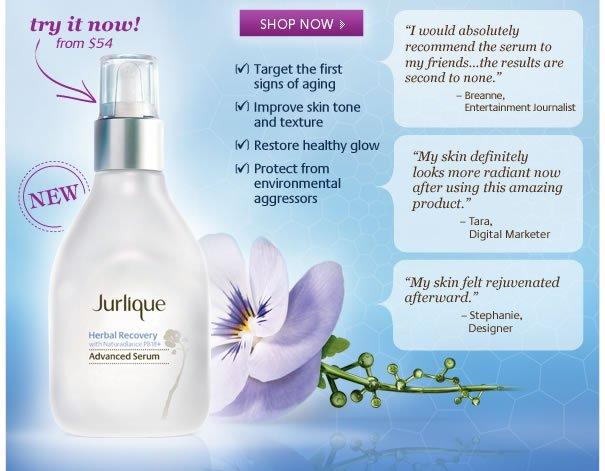 Herbal Recovery Advanced Serum