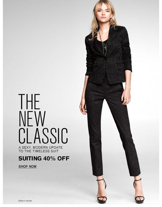 Shop Women's Suiting